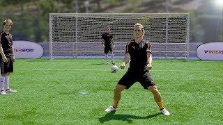 freekickerz vs Antoine Griezmann - Penalty Football Challenge