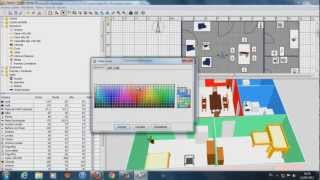 Cómo Utilizar Sweet Home 3D Tutorial