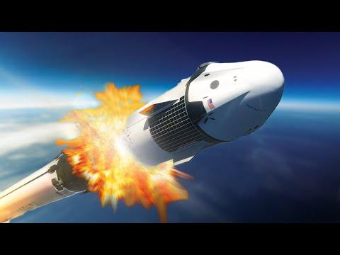 SpaceX chystá explozivní test záchranného systému Dragonu