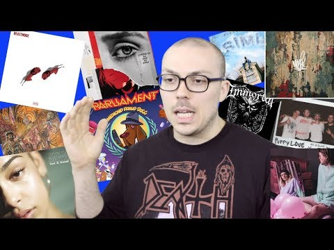 YUNOREVIEW: July 2018 (BlocBoy JB, Jorja Smith, Chromeo, Mike Shinoda)