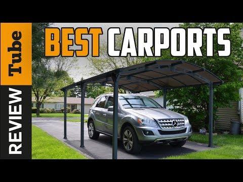 ✅ Carport: Best Carport 2019 (Buying Guide)
