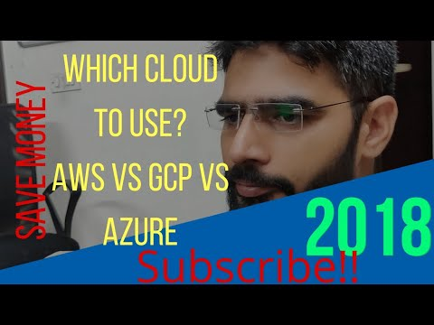 AWS vs Azure vs GCP| AWS vs azure vs google cloud comparison From ServerGyan