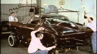 The Corvette Stingray: Biography of a Sports Car