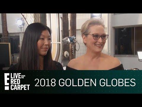 Meryl Streep Talks