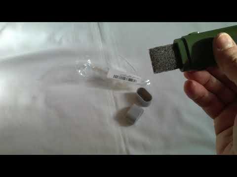 Corde duplice scopo chitarra pulitore tastiera strumento di pulizia ruggine