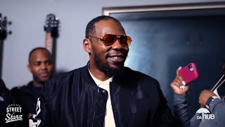 """Beanie Sigel says """"Feel It In The Air""""  inspired by Roc-a-fella records breakup 