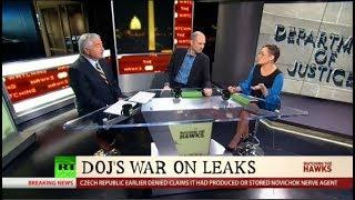 Iran Did 9/11? & DOJ vs. the Press
