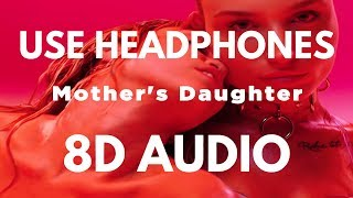 Miley Cyrus   Mother's Daughter (8D AUDIO)