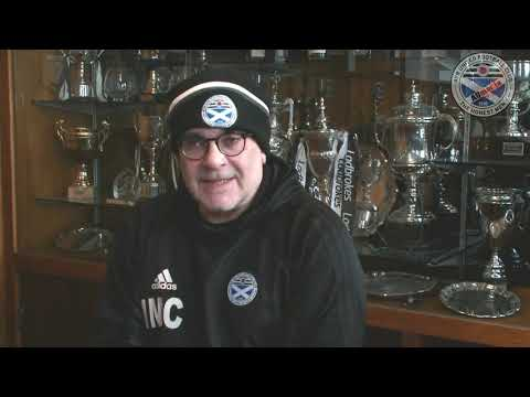Ian McCall Interview 24th January 2019