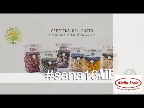 Produzione pasta tradizionale e di legumi DALLA COSTA