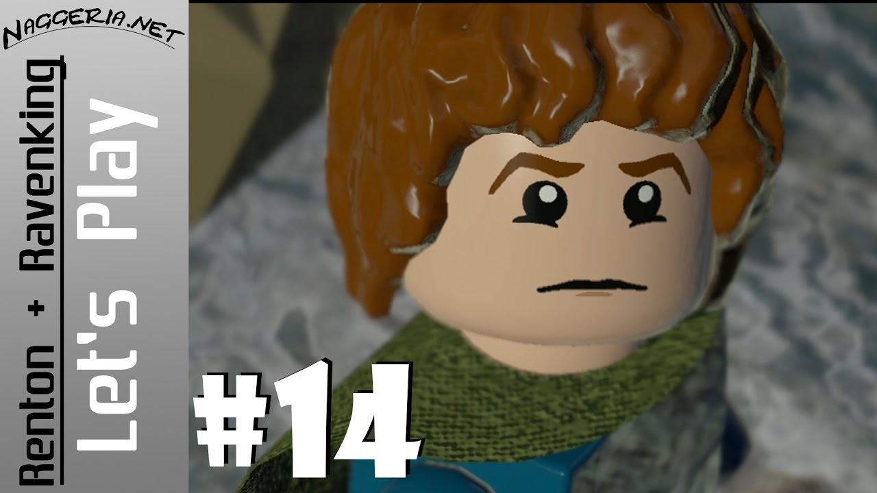 LEGO: Der Herr der Ringe – 14 – Ent-Geil!