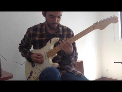 Charlie Parker's Donna Lee solo on guitar
