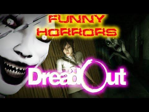 Фоткай, чтобы жить в Dreadout || funny horrors