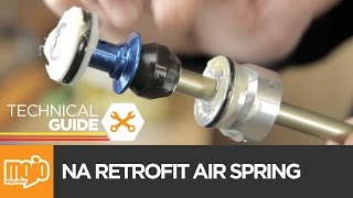 HOW TO - NA RETROFIT 34mm 2013/2015 Air Spring