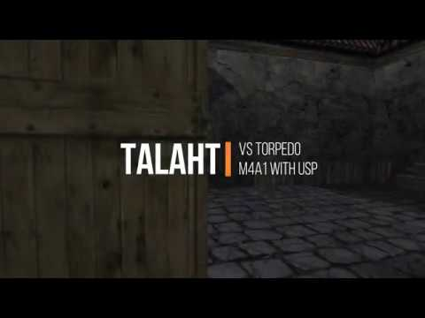 TALAHT VS TORPEDO | ACE M4A1 with USP
