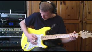 Marillion - Go! Guitar Cover: Daniel Whitting