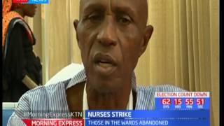Nurses strike : The SRC throws out the nurses CBA