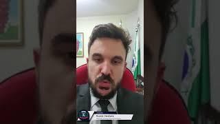 Ricardo Vendrame Presidente Câmara de Marialva