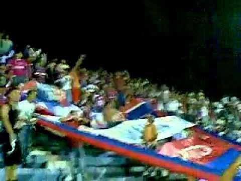 """""""GARRA SAMARIA NORTE 2010 SALIDA"""" Barra: Garra Samaria Norte • Club: Unión Magdalena"""