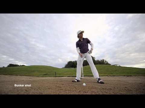 August Lindvall – Class of 2015 – College Golf Recruiting Video