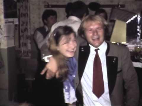 USV Siebing Meisterfeier 1982