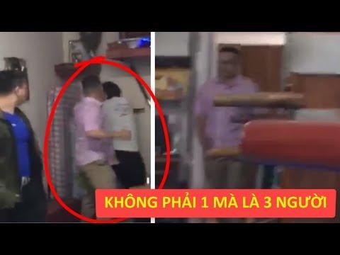 Xuất hiện Clip Võ sư Nam Anh Kiệt và võ sư Nam Nguyên Khánh với lời giải thích của 2 bên