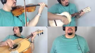 """Violin, Guitarron, Vihuela y Voces """"El Son de La Negra"""""""