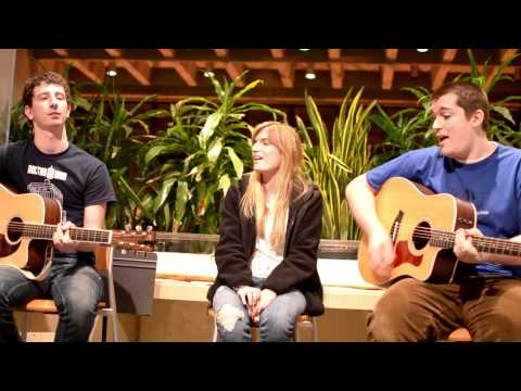 Your Body is A Wonderland - John Mayer (Cover by Dasha ft. Jeremy and Joe)