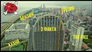 Грузия - интересные факты о бензине и транспорте, система Tax Free, грузинская кухня
