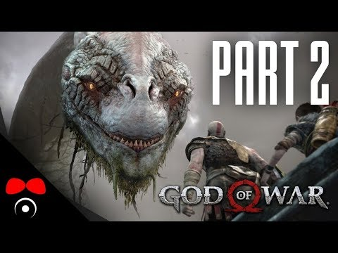 RUNOVÉ ÚTOKY! | God of War #2