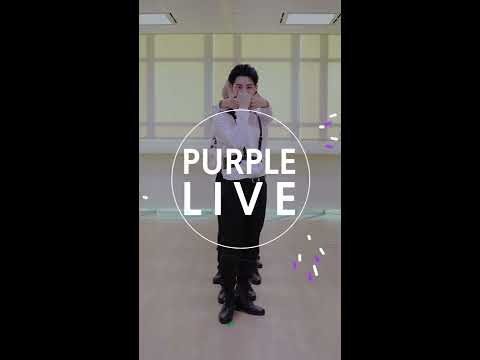 [with Mubeat] Purple LIVE / Random Relay : NOIR - Airplane Mode, 느와르 - 비행모드