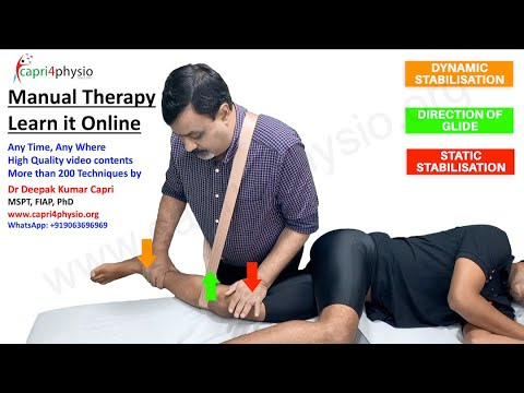 Learn Manual Therapy Techniques   Online Courses   Do it yourself   Best Treatment for joint Pain