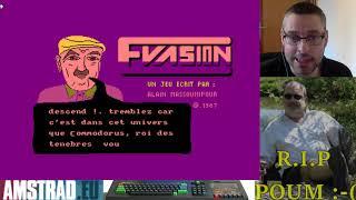 Hommage à POUM (Alain Massoumipour) – Evasion Part 1