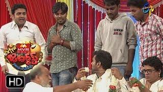 Sudigaali Sudheer Performance   Extra Jabardasth   16th December 2016  ETV  Telugu