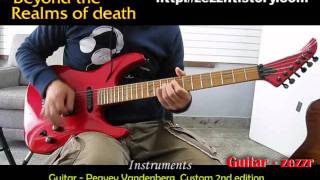 Judas Priest - Beyond The Realms Of Death cover