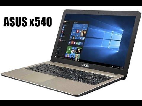 ASUS X540LJ-XX001D- Unboxing!
