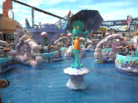 SpongeBob's Splash Bash