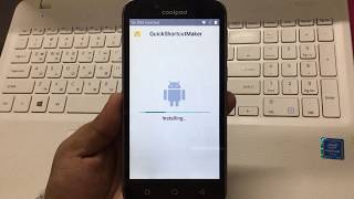 Coolpad Defiant 3632A FRP/Google Lock Bypass Android 7.1.1 - METHOD #1