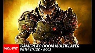 VIOL-ENT Gaming • Gameplay: DooM Nintendo Switch Multiplayer// With: DJ iTubz #003