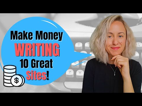 Get Paid To Write Articles (Up to $3000)🔥 10 Great Sites!