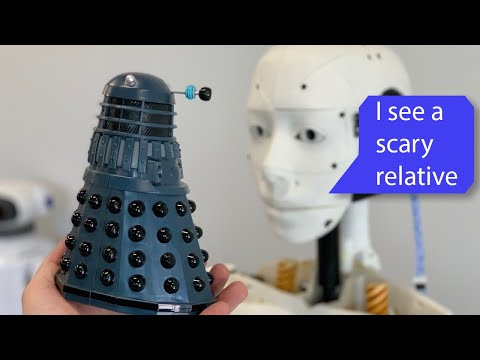 """""""Robot Learn A New Object"""""""