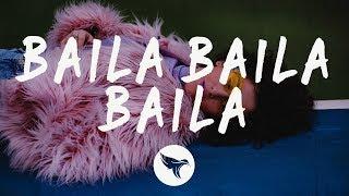 Ozuna Ft. Daddy Yankee, J Balvin, Farruko, Anuel AA - Baila Baila Baila (Remix) (Letra / Lyrics)