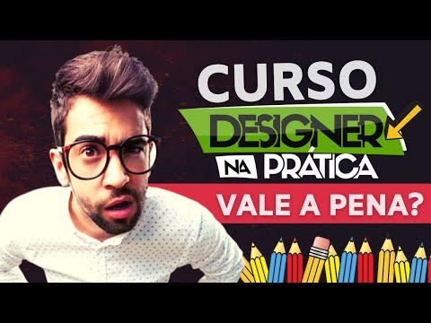 Curso Designer na Prtica Vale Apena? Qual Curso Designer Grfico Online Fazer?
