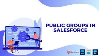Public Groups In Salesforce | Salesforce Development Tutorial
