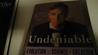 Moron reviews Undeniable and Creation-Evolution