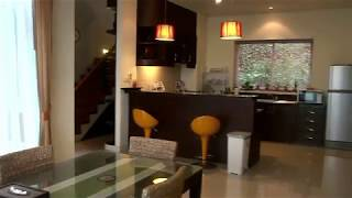 Private Three Bedroom Hillside Pool Villa for Sale in Karon
