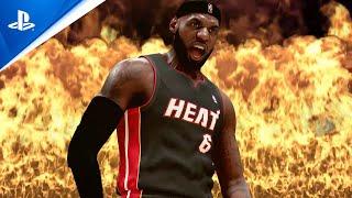 PlayStation NBA 2K21 - MyTEAM: Inferno Packs | PS5, PS4 anuncio
