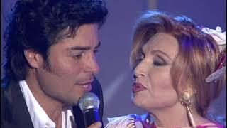Rocio Jurado Duo Chayanne - Me Ha Dicho La Luna - España 2005