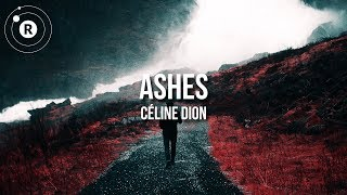 Céline Dion   Ashes (Laibert Remix) (Lyrics  Lyric Video) (Deadpool 2 Motion Picture Soundtrack)