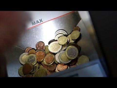 ICH bringe mein 8kg SPARSCHWEIN zur BANK